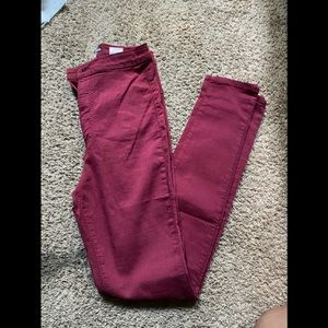 Fashion Nova Skinny Pants
